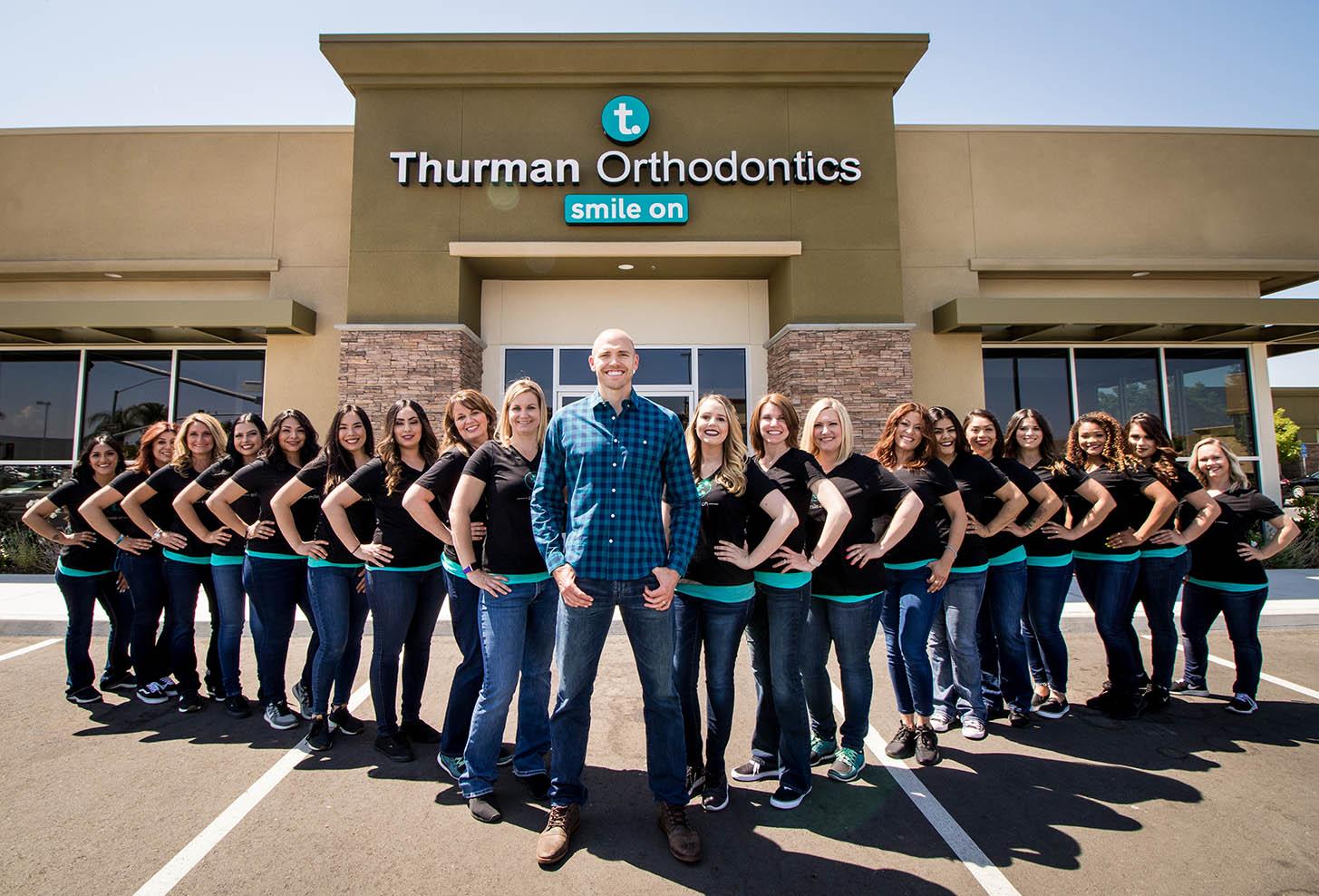 Thurman Orthodontics – Braces and Invisalign